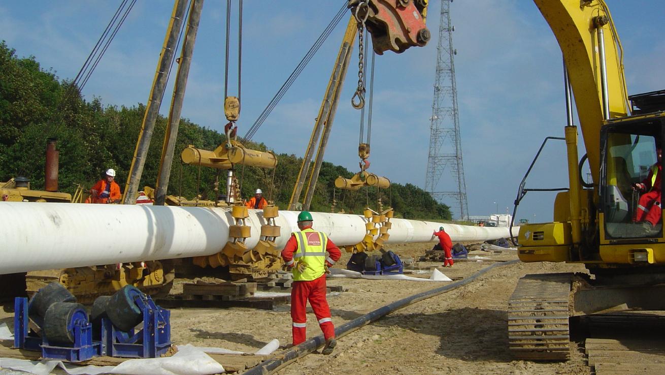 Bacton Gas Plant